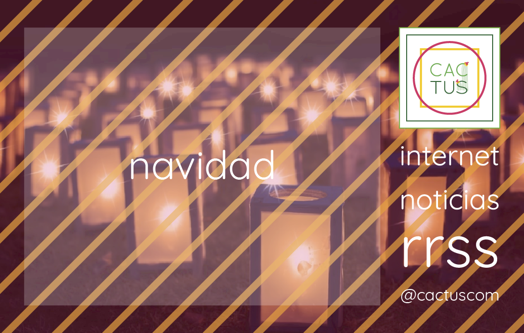 Felicitaciones Navidad Internet.Tendencias Para Desear Feliz Navidad Cactuscom El Blog